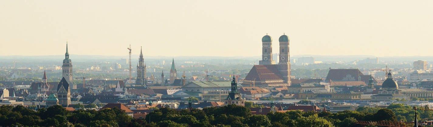 Die Münchner Zeit